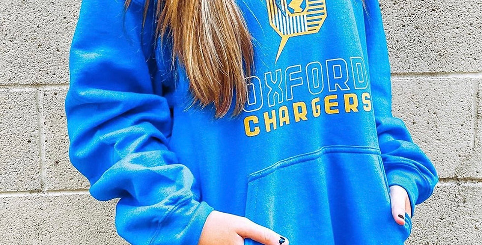 Oxford Charger Hoodie