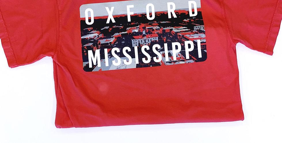 Oxford Skyline - Paprika