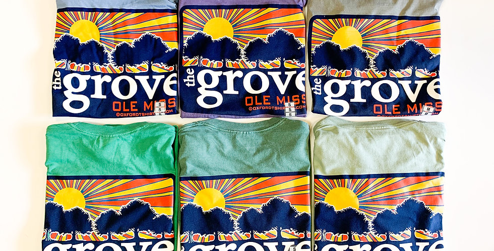 THE GROVE TEE