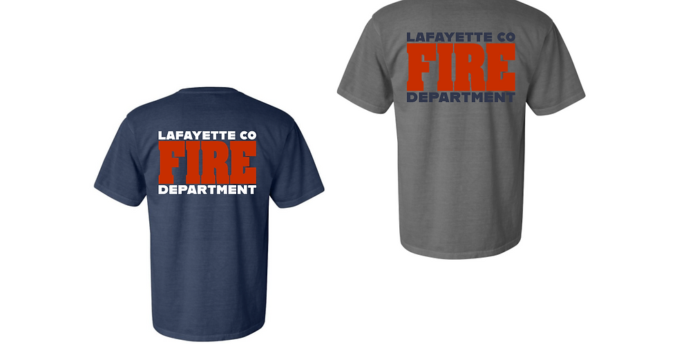 LCFD COMFORT COLOR Short Sleeve T-Shirt