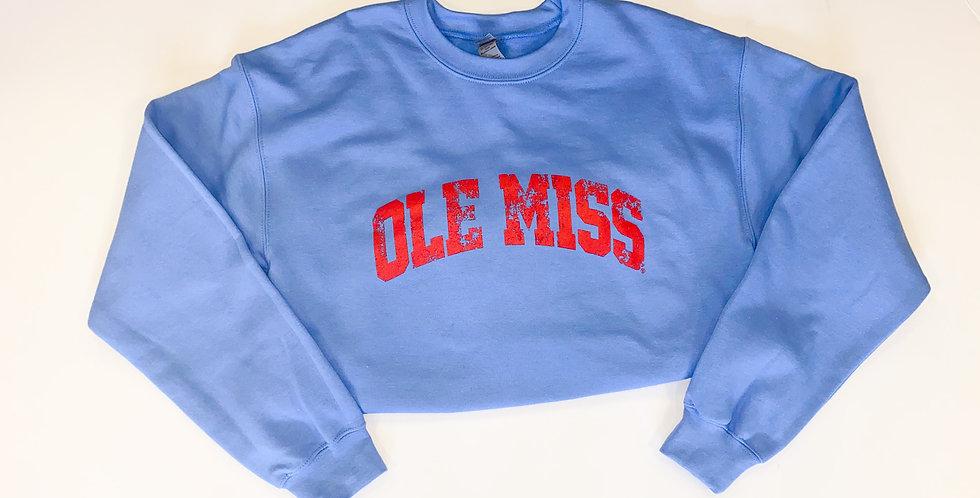Ole Miss Arch Sweatshirt