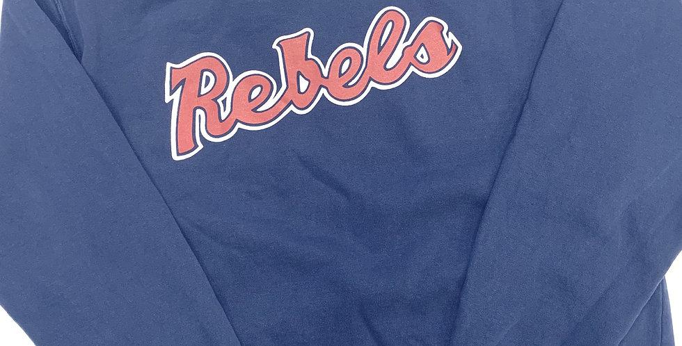 "Vintage ""Rebels"" Comfort Color Sweatshirt"