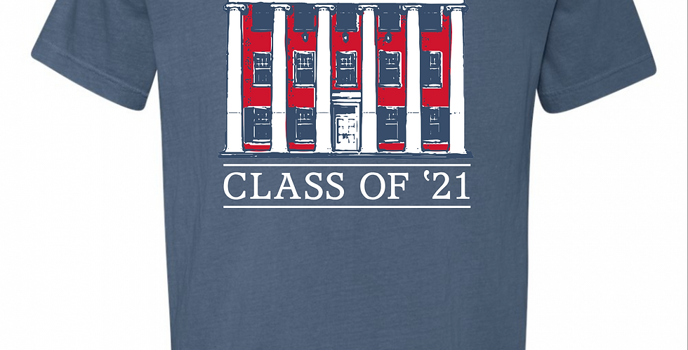 OLE MISS ASB CLASS OF '21 SHIRT