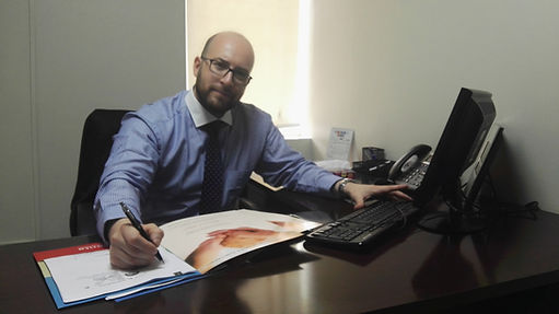 Asesor Previsional, Julián Buzada, Director Comercial Pensionarte.cl y Asesor Previsional, Jubilación, Pension, Experto en Pensiones y Renta Vitalicia