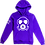 Thumbnail: Covid-19 | 2020 Hoodie We Conquer This Pandemic Purple Mask