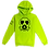 Thumbnail: Covid-19 | 2020 Hoodie We Conquer This Pandemic Neon Green/ Yellow Mask
