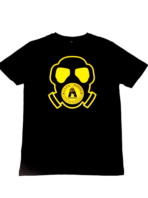 Covid-19 | 2020 T-shirt's We Conquer This Pandemic Black/Yellow