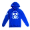 Thumbnail: Covid-19 | 2020 Hoodie We Conquer This Pandemic Blue Mask