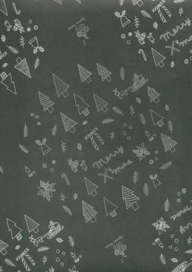 エプロンストーリー様 クリスマス用包装紙