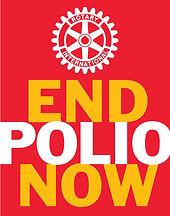End Polio Now graphic