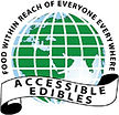 An image of the Accessible Edibles logo