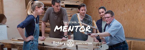 Together We Mentor graphic