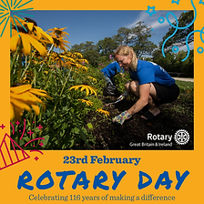 Rotary Day Image