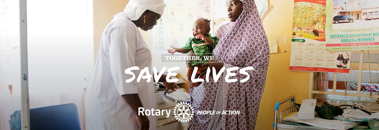 Save Lives banner graphic