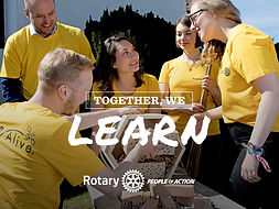 Together we Learn graphic