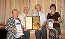 Val Scerri Award image