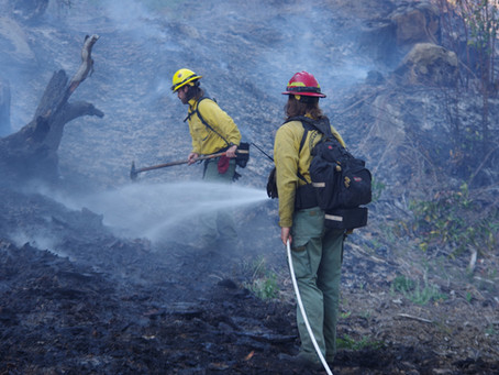 Mehl Creek Fire - Wednesday Evening Update