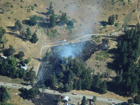 Glenbrook Loop Fire (7-19-19)