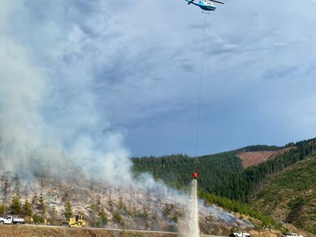 Kent Creek Fire