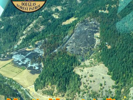 Mystic Mountain Fire - Thursday Update