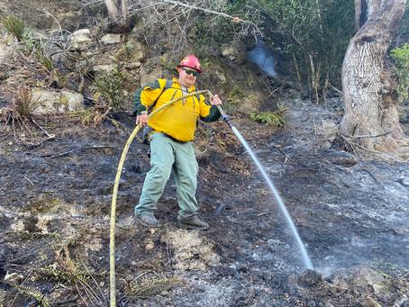 Mehl Creek Fire - Thursday Update