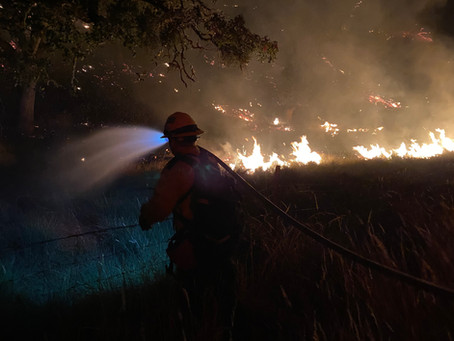 French Creek Fire
