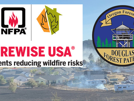 Three Douglas County Communities Earn National Recognition for Wildfire Preparedness