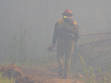 5-10-19:  Tiller Trail Hwy Fire & Union Gap Fire Updates