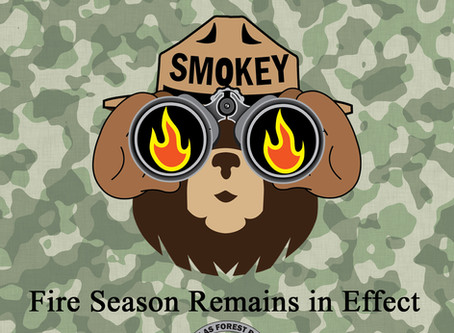 Fire Safety Crucial During Fall Hunting Season