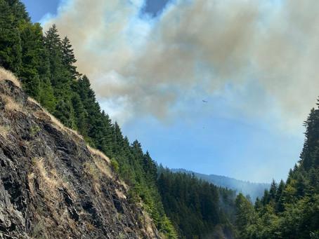 Milepost 92 Fire