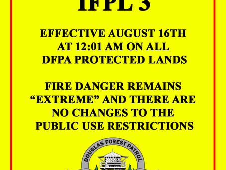 Industrial Fire Precaution Level III