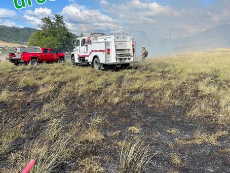 Green Springs Fire