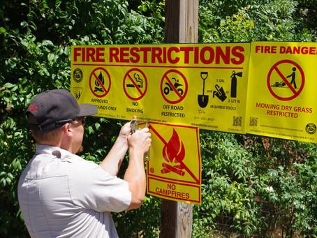 FIRE SEASON BEGINS MAY 28TH