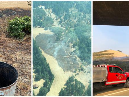Three Fires Keep Local Crews Busy