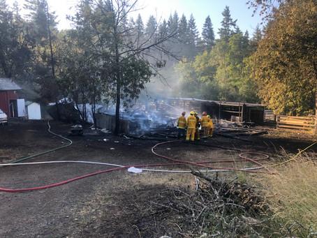 Deer Hollow Fire 7-7-19