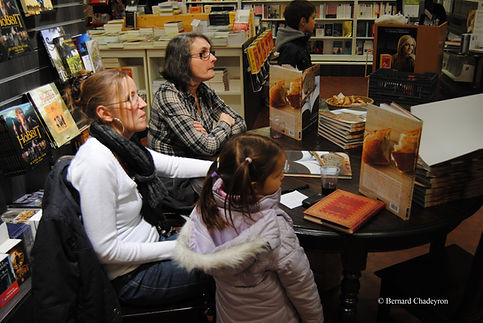 2012-12-07-Librairie Les Volcans, Clermo