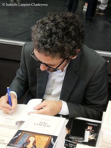 2019-10-05-Salon du livre Royat-David Fo