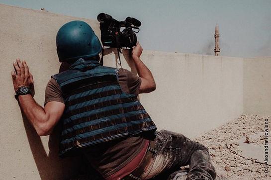 Mikel Konate. Mosul, Iraq. (c) Alexandra Howland.