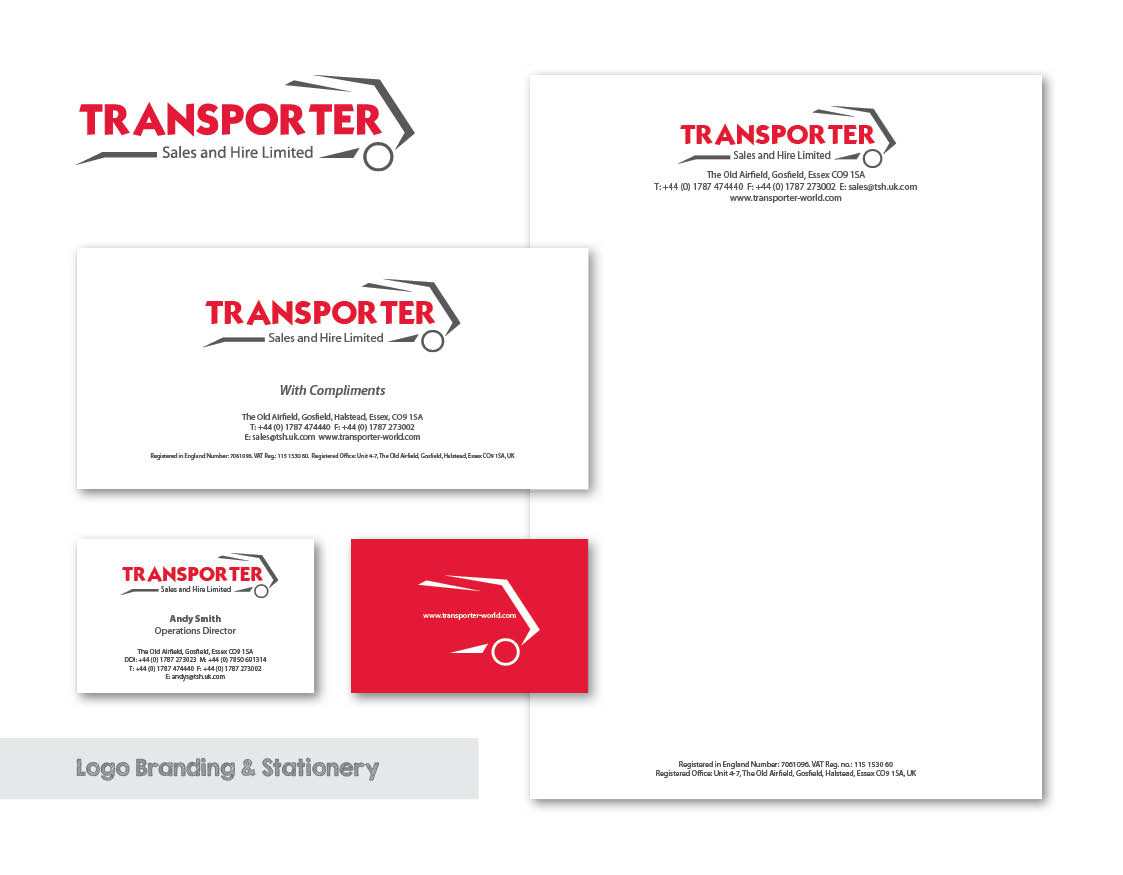 Transporter Sales and Hire Ltd