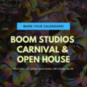 Boom Studios Carnival & Official Open ho