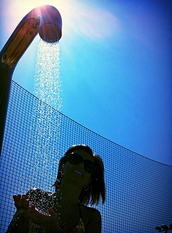 Docce per esterni ed interni Easy Shower