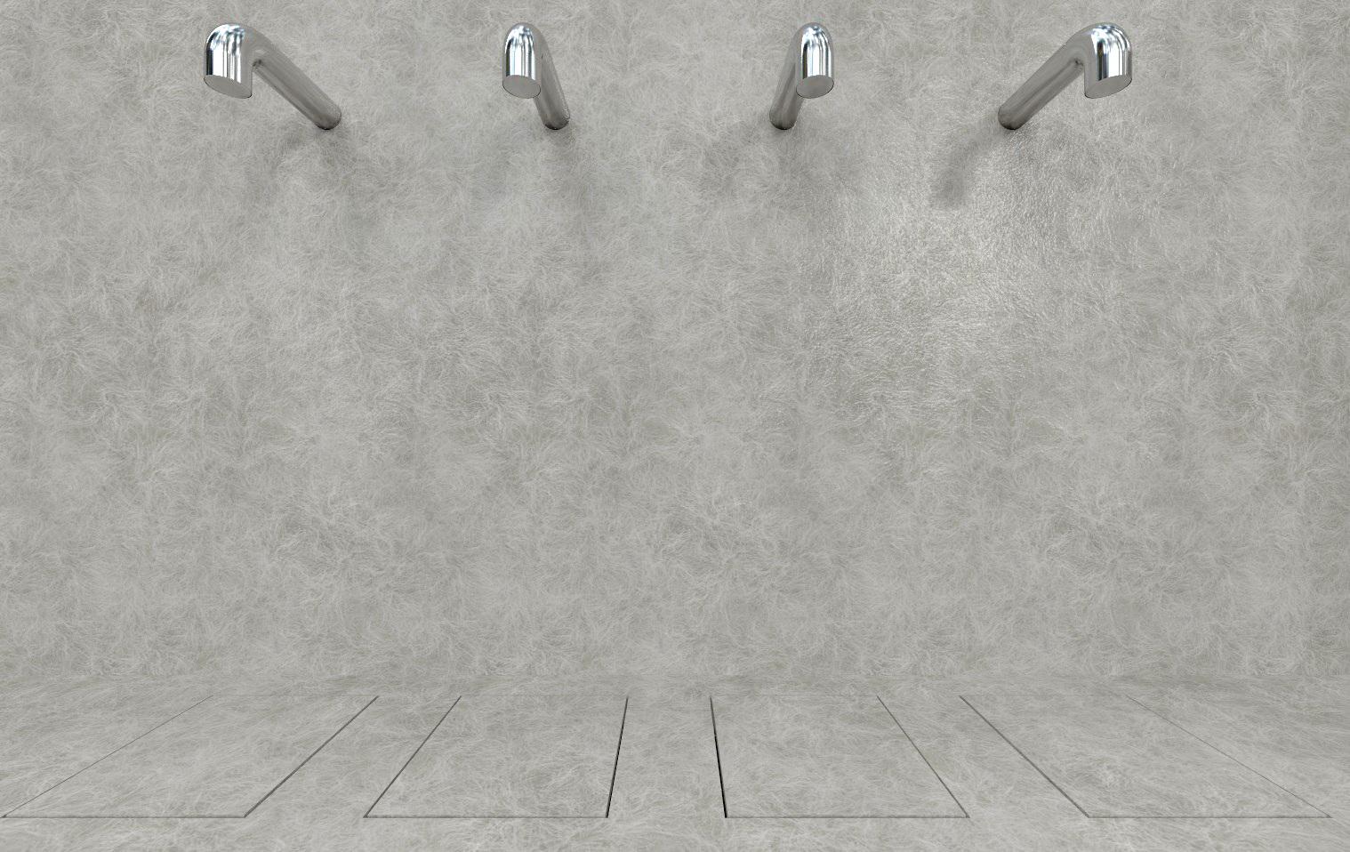Doccia Easy Shower - mod. BASE-4-U-L