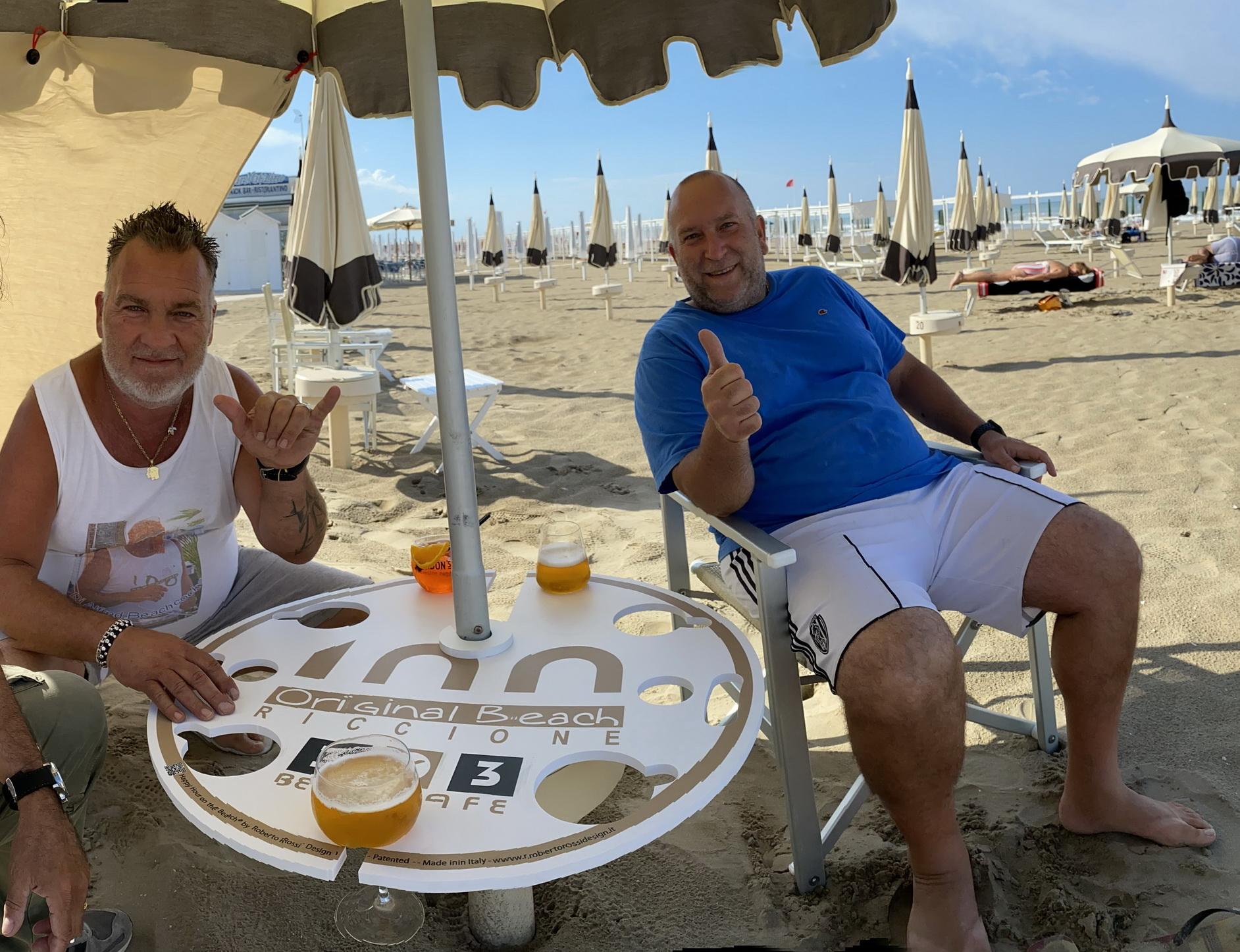 Happy hour on the beach® - Original Beac
