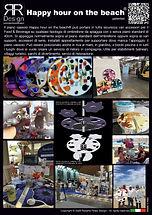 Tavoli per ombrelloni HAPPY HOUR ON THE BEACH® - Depliant_ITA_pag.4