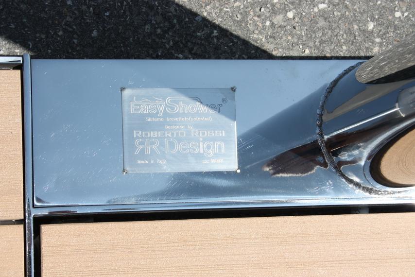 Docce Easy Shower® - targa RRDESIGN