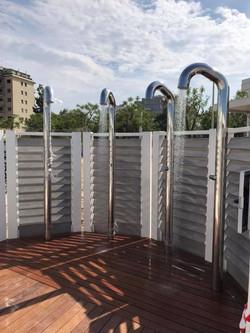 Docce Easy Shower® - mod. SINGLE-F-L
