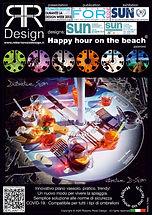 Tavoli per ombrelloni HAPPY HOUR ON THE BEACH® - Depliant_ITA_pag.1