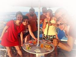 Vassoio Happy hour on the beach®