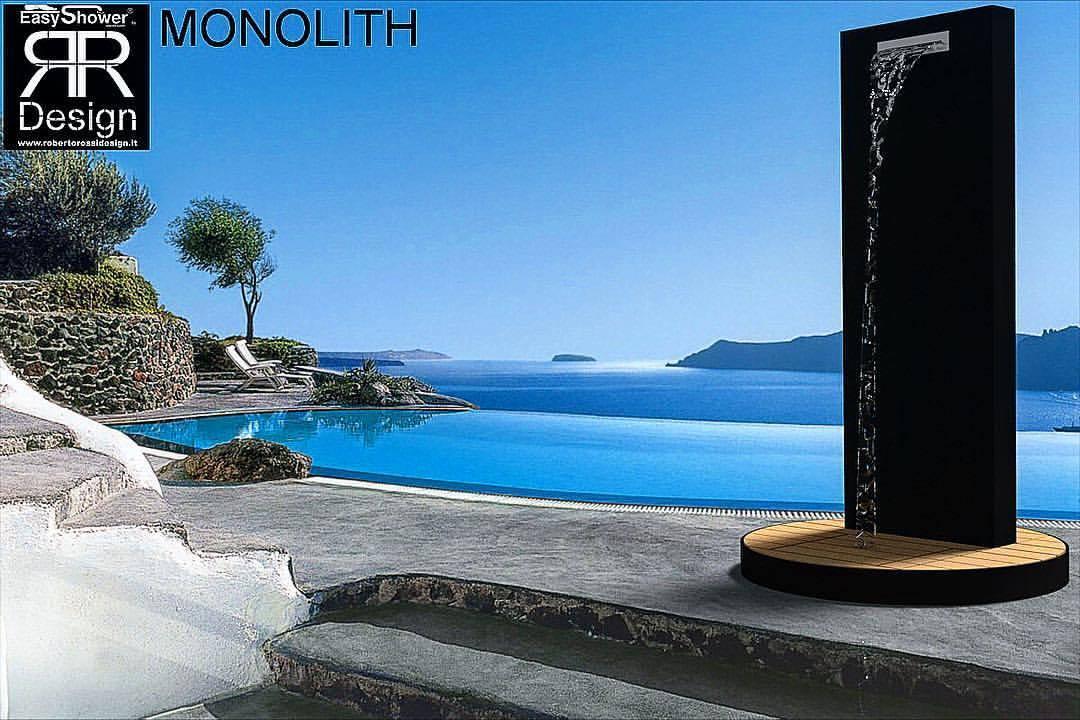Doccia per esterni Easy Shower - MOD.MONOLITH 478a.jpg