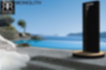 Doccia solare Easy Shower mod. MONOLITH